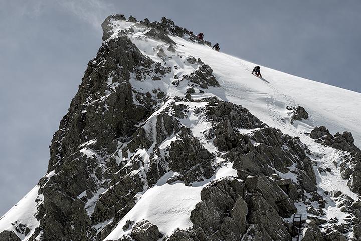160424 登山者