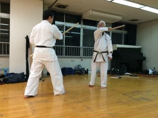 古武術講習3