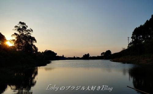 ★-秋祭りー灯ろう流し01
