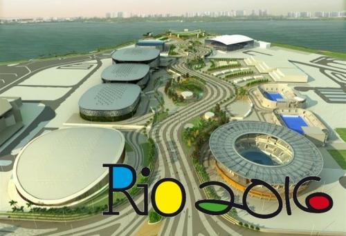 リオオリンピック競技場