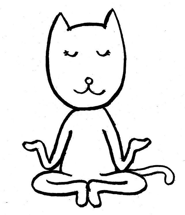 瞑想ニャンCUT