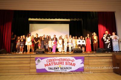 2016 Talent show semi final