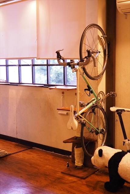 160428自転車ラック