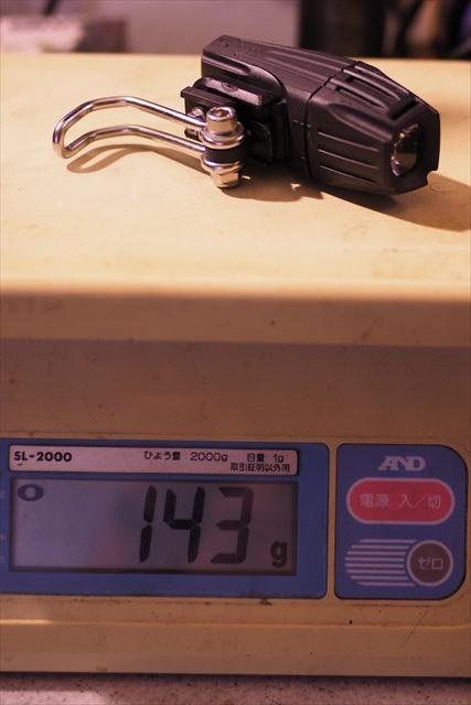 サーファス SL-255 + ブラケット 重量