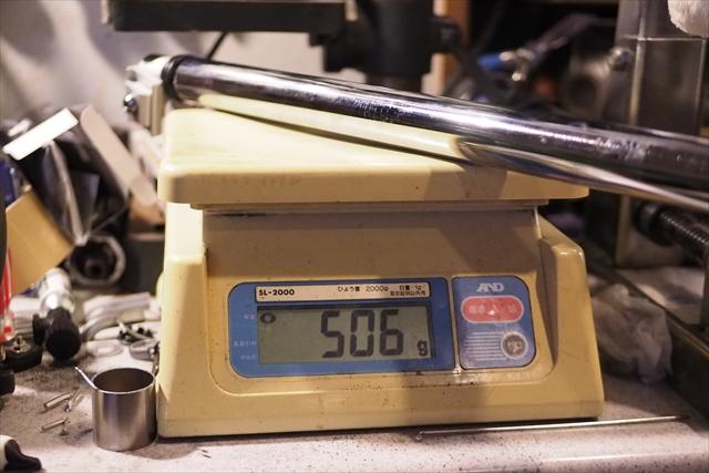 brompton ノーマルシートポスト ペンタクリップ 重量