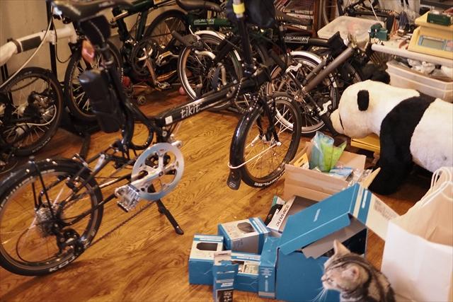 bikefraiday tikit 20s化