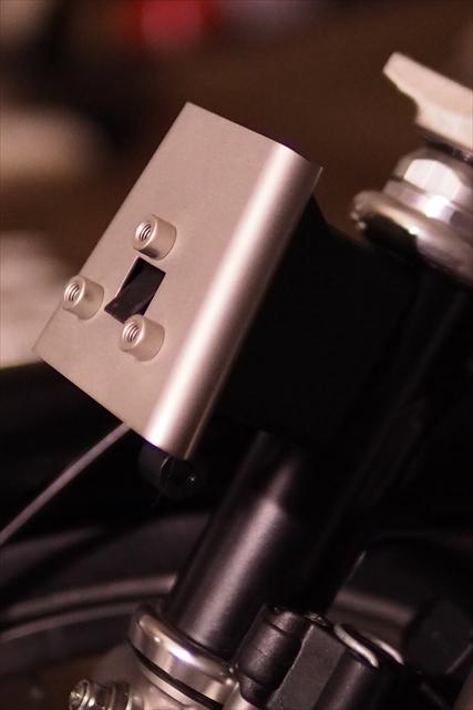 1610011ブロンプトン キャリアブロック用 アダプタープレート