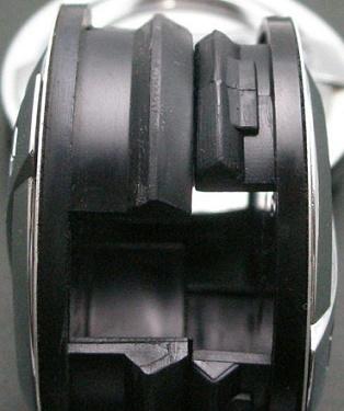 日産軽自動車センターキャップツメ比較