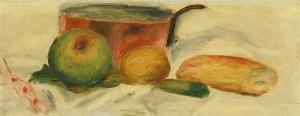 sannou museum POÊLON ET FRUITS