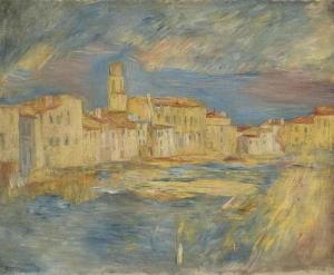 sannou museum Les Martigues