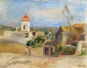 sannou museum PAYSAGE ET CHAPELLE