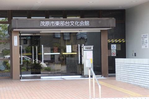 2016年発表会・東部台玄関1