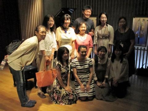 千裕先生 コンサート 集合写真