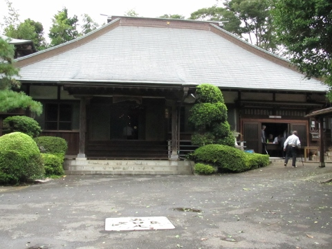 2016年9月秋彼岸・福泉寺