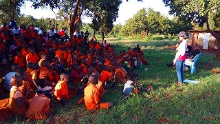 ケニアの子供たち・青年海外協力
