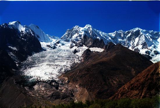 懐かしのパキスタン・氷河