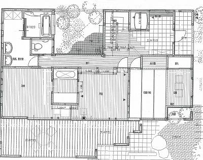 s-1階間取り図