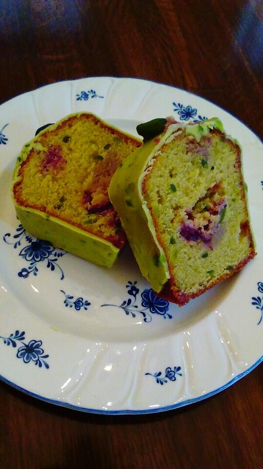 ピスタチオのケーキ2