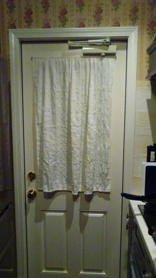 ドアカーテン