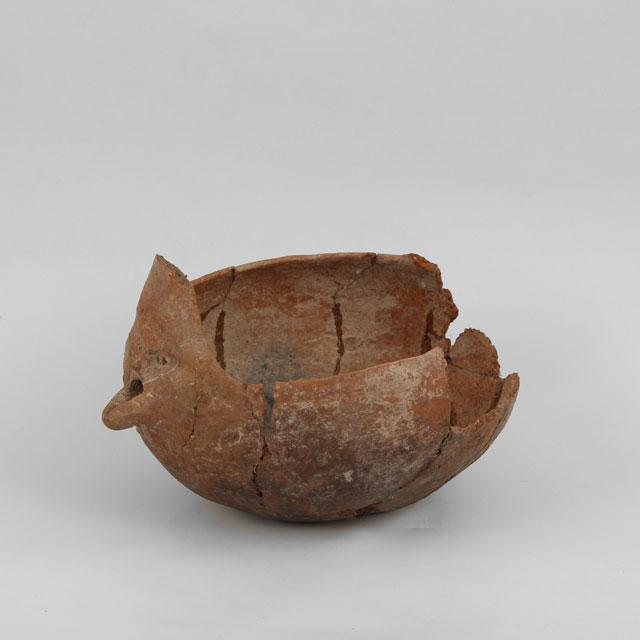オルメカの土器