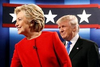 米大統領選の第1回テレビ討論会.jpg