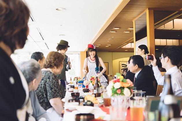 熊本 結婚式 オリジナル クローバー熊本