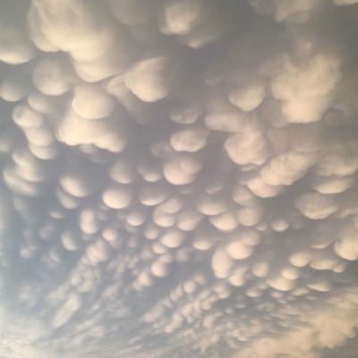 27日:テキサス州ヒューストンclouds-houston-sunset-9