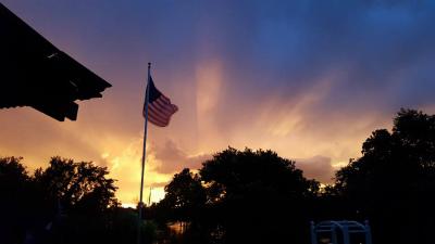 27日:テキサス州ヒューストンclouds-houston-sunset-10