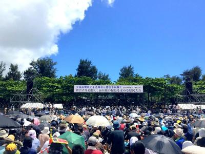 ClS1qSxVAAAYd沖縄、6万5千人が被害者を追悼