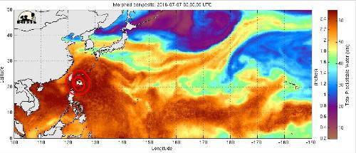 mimic台風1号2016-07-07