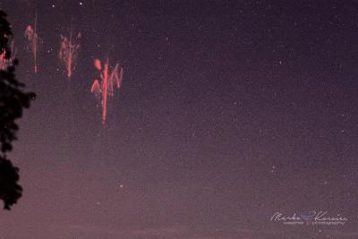 13654367_183747月10日深夜のアルプス上空にレッドスプライト