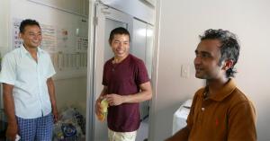 急増するネパール人