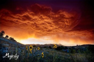 cloud-8月9日、コロラド州