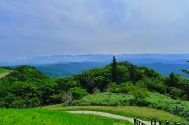 茶臼山高原2016-1