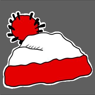 トラベラーの帽子