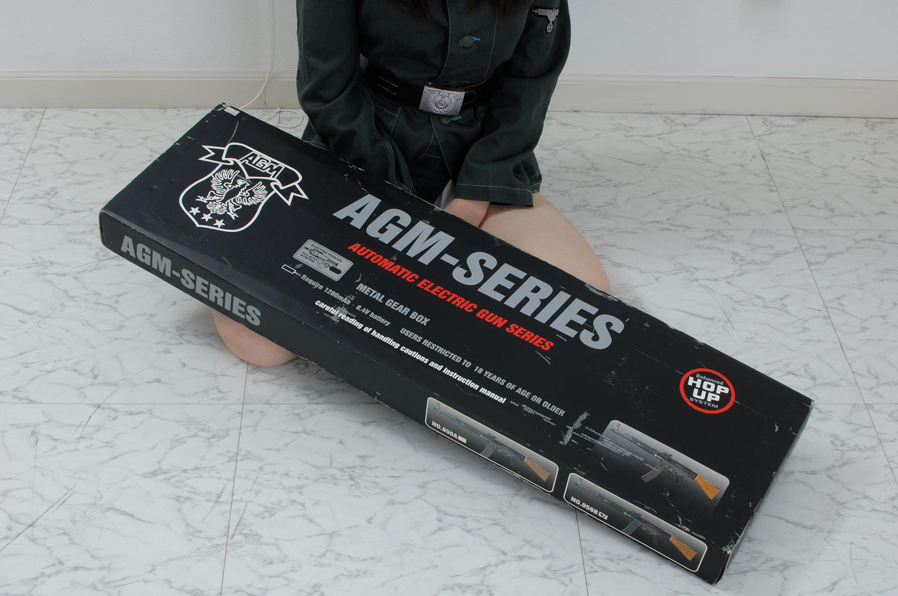AGM MP44・元箱