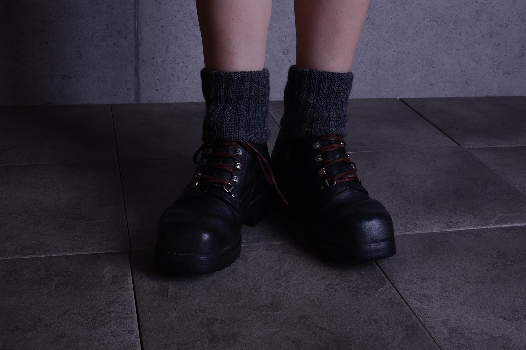 ドイツ軍山岳靴