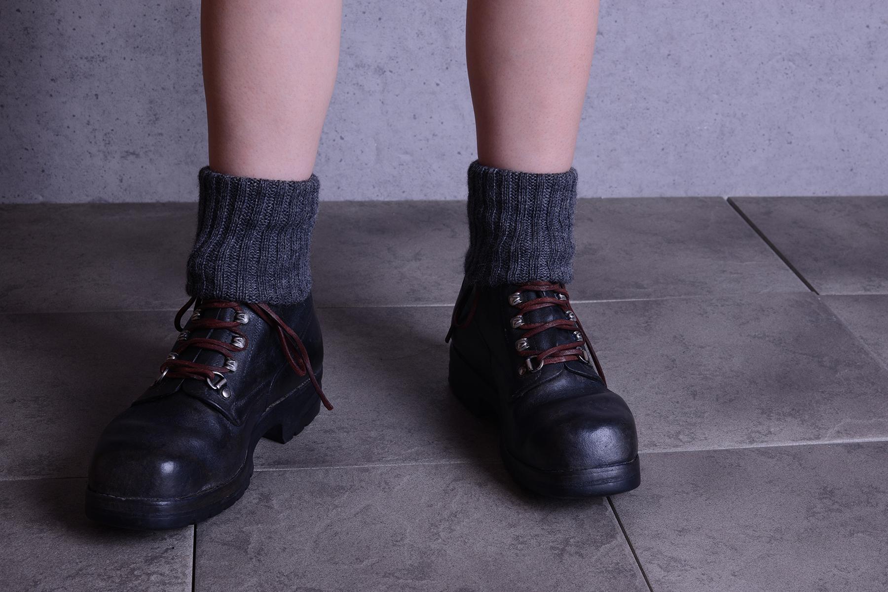 ドイツ軍山岳靴/代用品