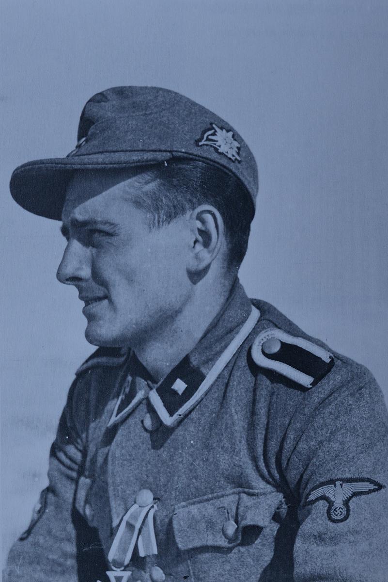 7. SS-Gebirgs-Division 'Prinz Eugen' im Bild 175ページ