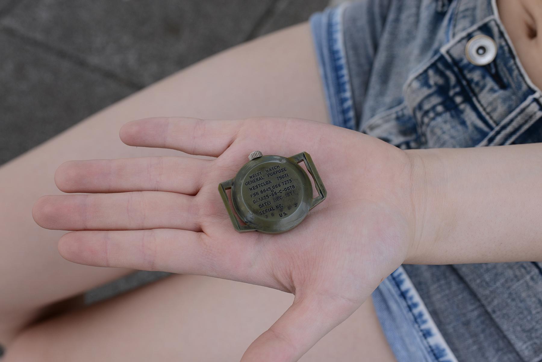 ベトナム戦腕時計