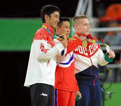 リオデジャネイロ オリンピック シライ 体操 金メダル 花夢