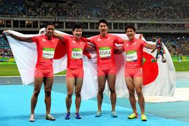 リオ オリンピック リレー 銀メダル 豊川 花屋 花夢