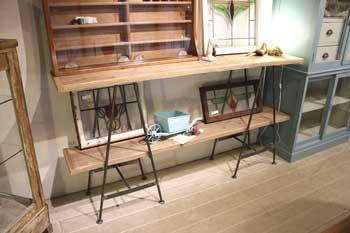 Re design Furniture オリジナル家具 ディスプレイ台 陳列棚 コ・リスタイル
