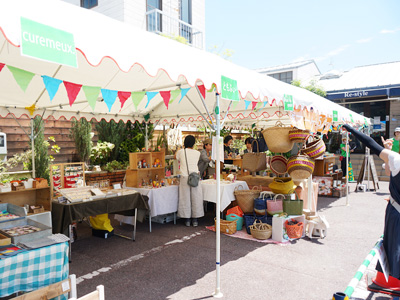 作家マーケット リスタイル創業祭