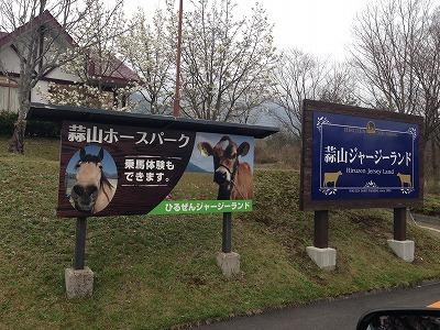 蒜山ドッグラン (1)