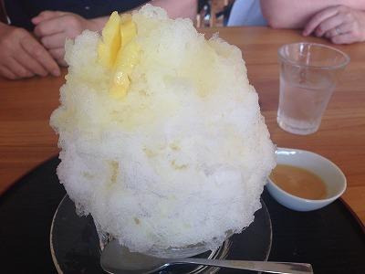 かき氷 (2)