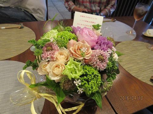 ママの誕生日プレゼント