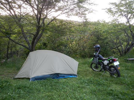 しょうぶ谷キャンプ場