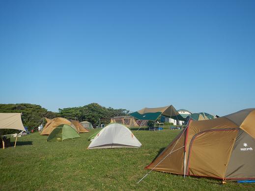中瀬草原キャンプ場