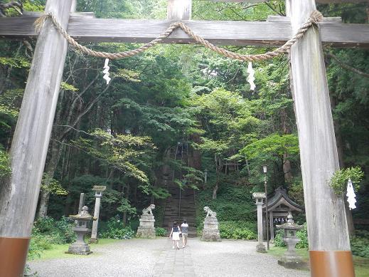 戸隠神社-宝光社